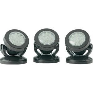 PondoStar LED Set-3 vijververlichting