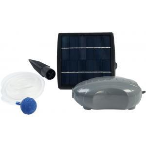 Air solar 100 luchtpomp met zonnepaneel